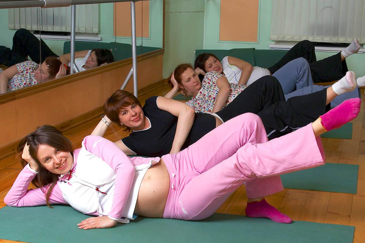 Березники гимнастика для беременных 89