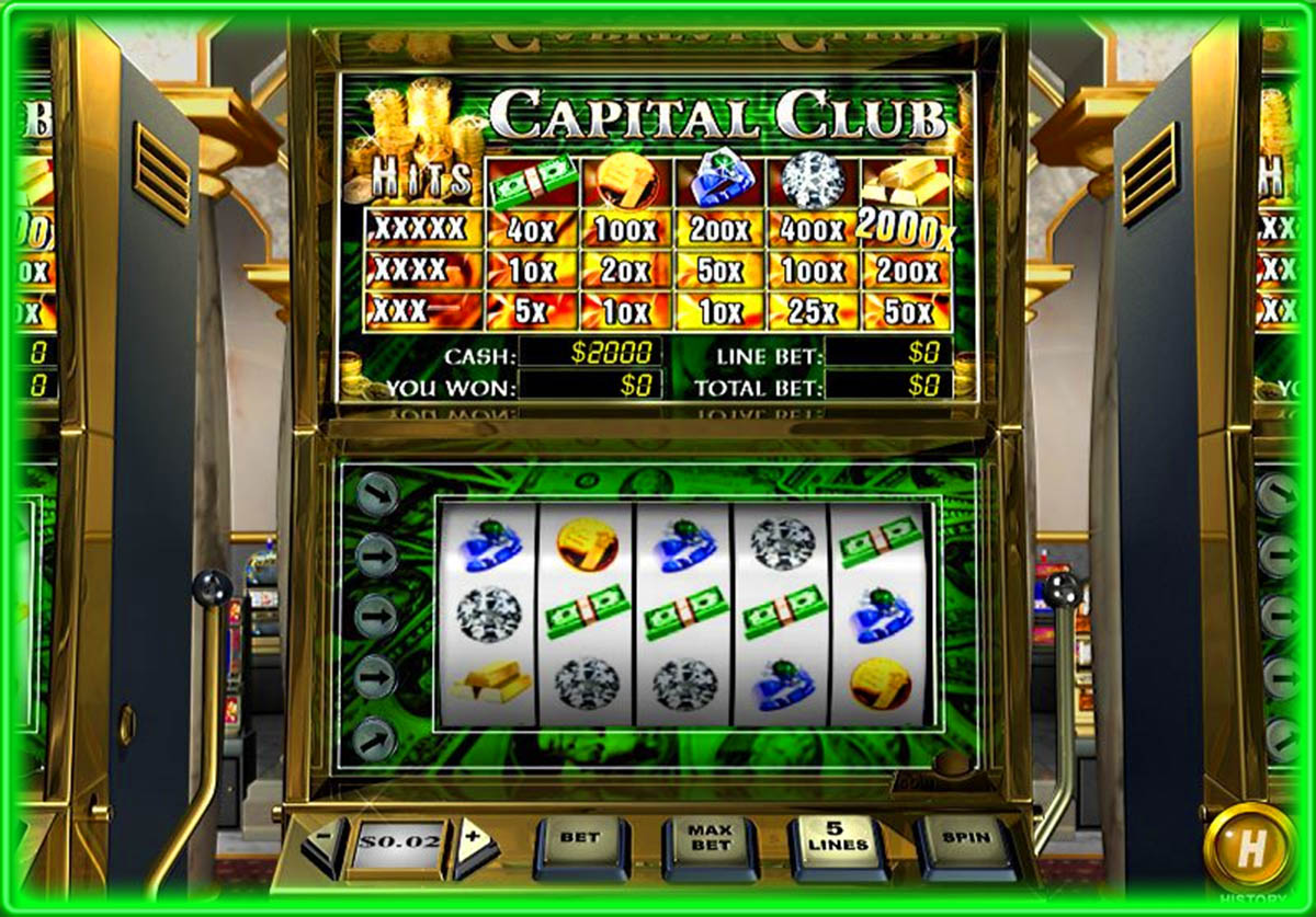 Capital Club Slot