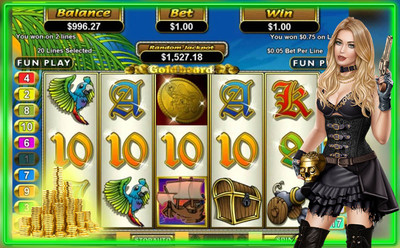 Goldbeard Slot в онлайн Фреш Казино