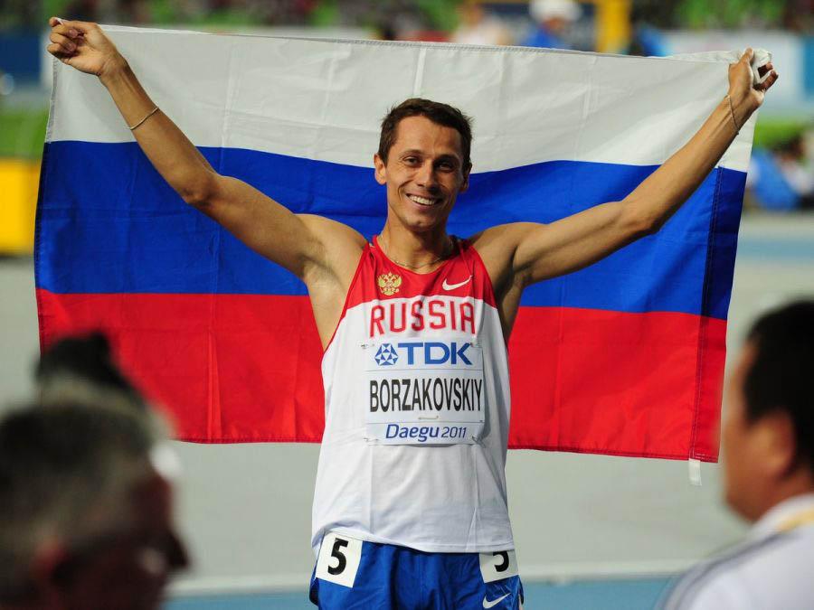 Русского спортсмена долго