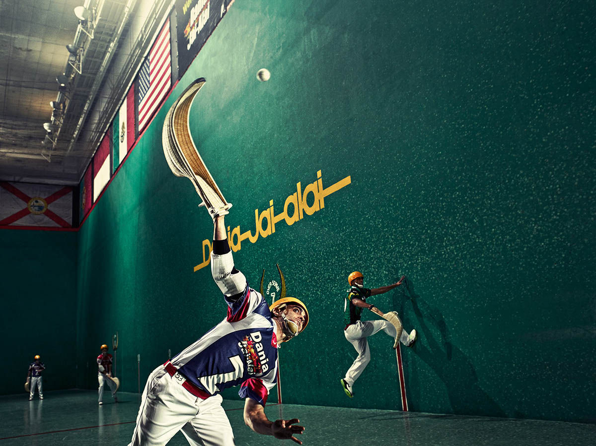 an overview of the jai alai ball in basque language Jai alai is the fastest of all court games: service speeds of 188 mph have been recorded a jai alai ball going this speed in 1927 would have beaten lindberg jai alai means a jolly feast in basque it was believed that the game of jai alai originated from central america and was later brought to spain by.