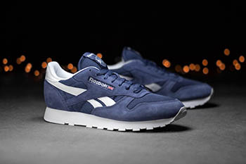 Кроссовки Reebok Classic Nylon, Leather