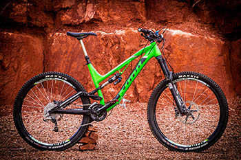 KONA MOUNTAIN BIKES